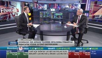 Eximbank/Yıldırım: 2017'de çalıştığımız ihracatçı sayısın...