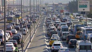 Trafiğe kayıtlı araç sayısı Ekim'de 22 milyon 38 bin 944 ...