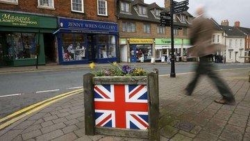 İngiltere'de enflasyon 5.5 yılın zirvesinde
