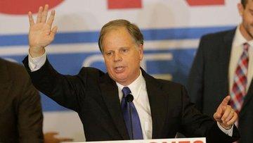 ABD'de Alabama'yı sürpriz şekilde Demokrat aday Jones kaz...