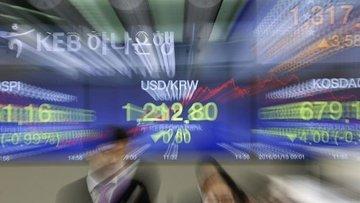 Asya paraları Fed toplantısı öncesi yükseldi