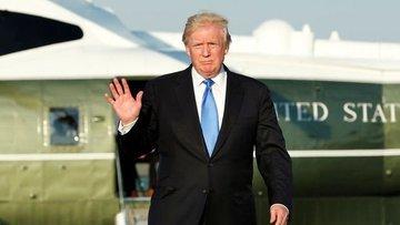 """Trump'tan savunma bütçesine """"savaş hazırlığı"""" ayarı"""