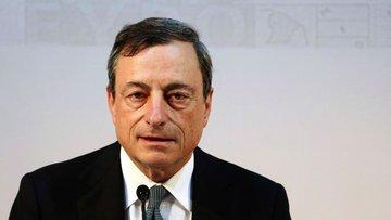 Draghi: Enflasyon için hala önemli miktarda teşvik gerekli