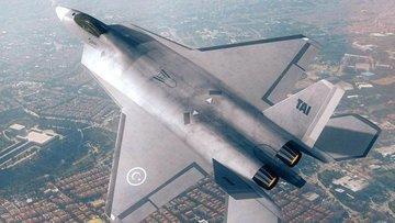 Milli savaş uçağı TFX 2023'ün teknik özellikleri belli oldu