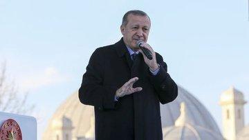 Erdoğan: Kudüs giderse Medine'yi koruyamayız.