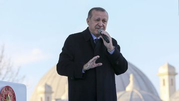 Erdoğan: Kudüs giderse Medine'yi koruyamayız