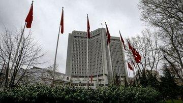 Dışişleri Bakanlığı: Tasarının veto edilmesini esefle kar...