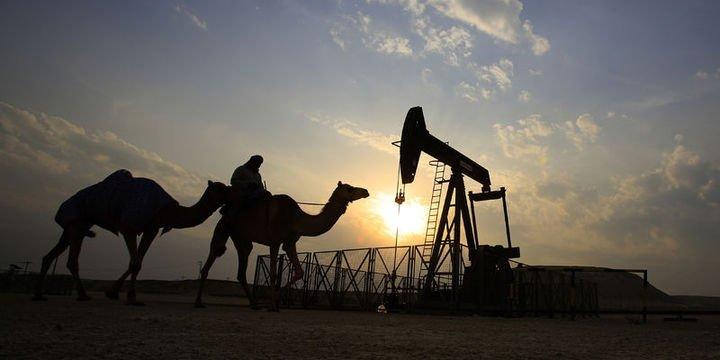 Petrol ABD stok verileri öncesi 57 dolar civarında
