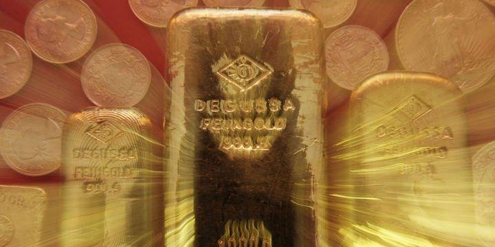Altın ABD hisselerinin gerilemesinden destek buldu