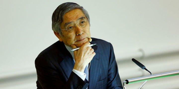 BOJ/Kuroda: Güçlü parasal desteği ısrarla sürdüreceğiz