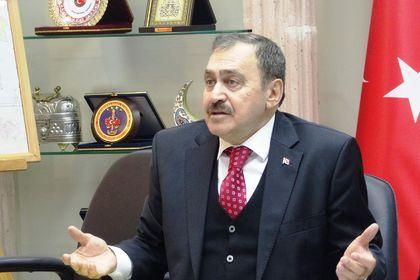 Veysel Eroğlu: Son 44 yılın en kurak dönemini y...