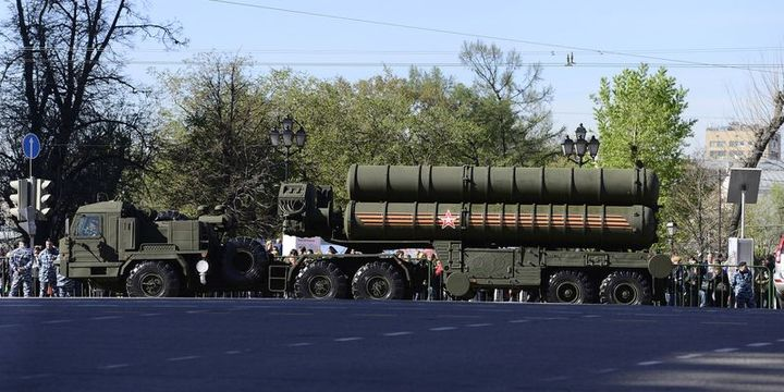 Rusya: S-400