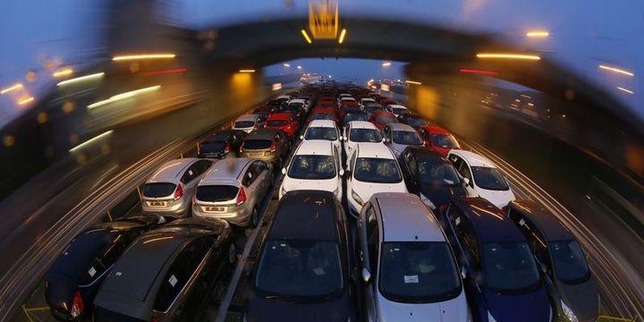 Avrupa otomotiv pazarı 11 ayda % 4 büyüdü