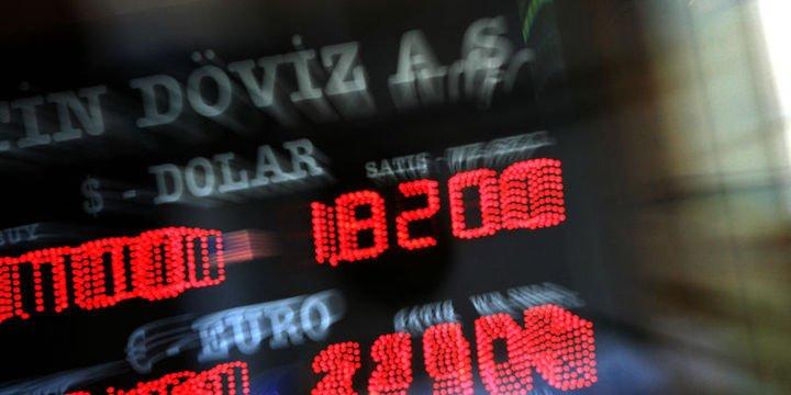 Serbest piyasada döviz açılış fiyatları (25.12.2017)