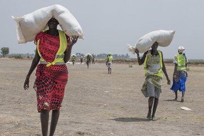 Açlık, iklim değişikliği ve göç arasında bağlan...