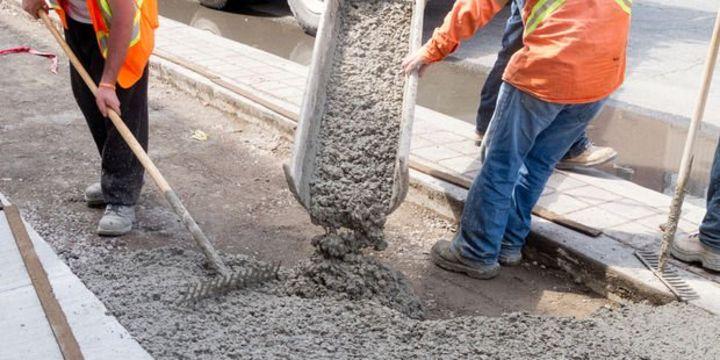 Beton üretimi yüzde 66 artarak 179 milyon tona çıktı