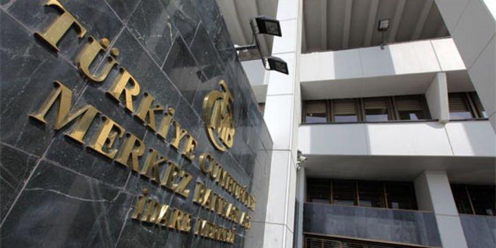 TCMB net uluslararası rezervleri geçen hafta 32.9 milyar dolar oldu