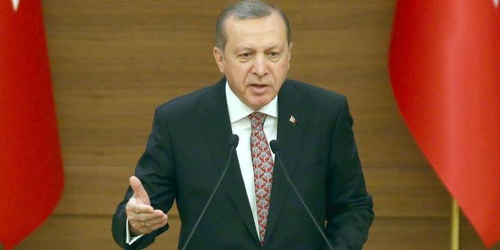 Cumhurbaşkanı Erdoğan, Kudüs için Papa
