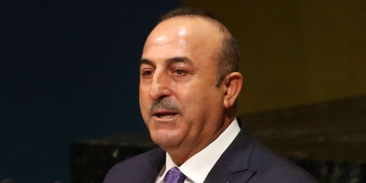 Bakan Çavuşoğlu Almanya