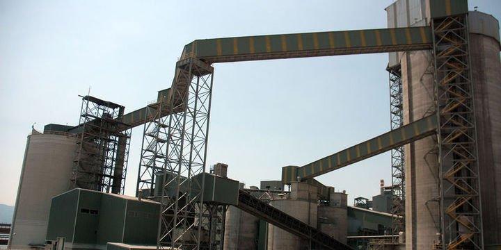 Çimento üretimi yüzde 3,1 arttı