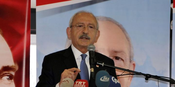 Kılıçdaroğlu: Gündemi değiştirmek için Başkanı açığa alıyorsunuz
