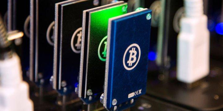 Bitcoin madencileri Çin