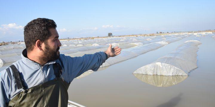 Şiddetli yağışların faturası 115 milyon TL