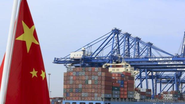Çin'de ihracat Aralık'ta arttı