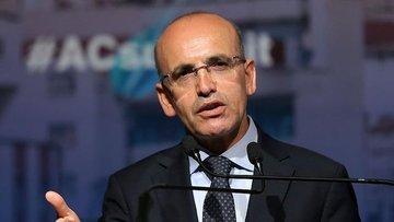 """Şimşek: Türkiye 2018'de """"makul"""" seviyelerde büyür"""