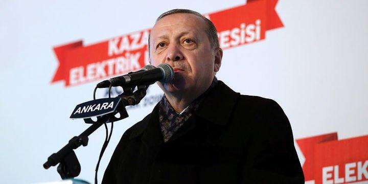 Erdoğan: Harekat her an başlayabilir