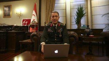 """Genelkurmay Başkanı Akar'dan """"kritik"""" görüşme"""