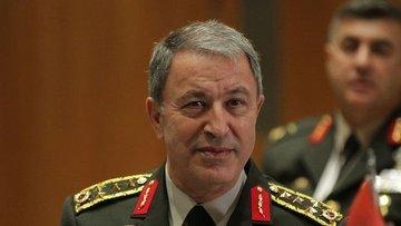 Org. Akar: YPG'nin silahlandırılmasına müsaade etmeyeceğiz