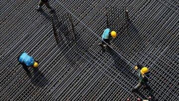 İnşaat malzemeleri sanayii 2017'yi yüzde 9,2 artışla kapattı