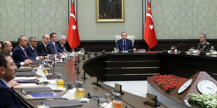 MGK'da gündem Afrin ve Münbiç operasyonu olacak