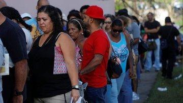 ABD'de işsizlik maaşı başvuruları 45 yılın en düşüğünde
