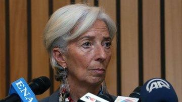 IMF/Lagarde: Almanya için öncelik uzun vadeli büyümenin a...