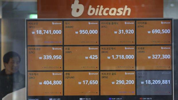 Sanal paralar: Önemli kripto paralar değer kaybetti