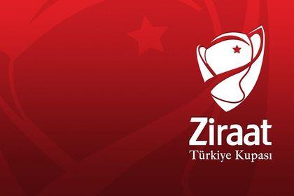 Türkiye Kupası'nda çeyrek final ve yarı final e...