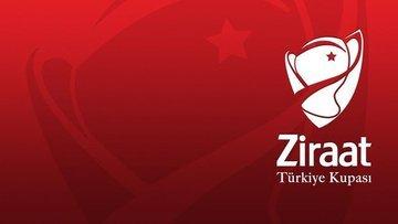 Türkiye Kupası'nda çeyrek final ve yarı final eşleşmeleri...