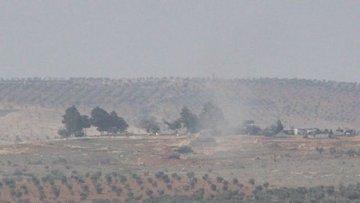 TSK, Afrin'den açılan taciz ateşine karşılık verdi