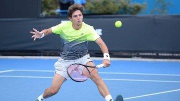 Milli tenisçi Yankı Erel, Avustralya Açık'ta ikinci turda