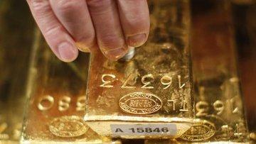 Altın ABD'de hükümetin kapanması ile kazançlarını korudu