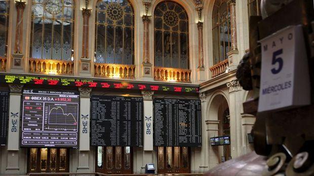 """Avrupa hisselerindeki ralli """"UBS"""" ile durdu"""