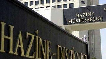 Hazine 3,7 milyar lira borçlandı
