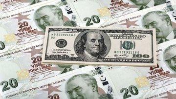 3.84'ü gören dolar/TL 3.80'in altına gevşedi