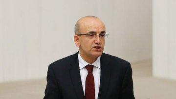 Şimşek: (Afrin) Operasyonun ekonomiye etkisi son derece s...