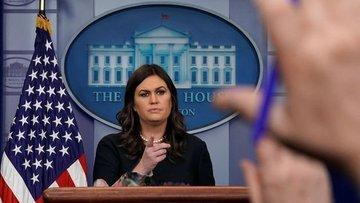 Beyaz Saray: Türkiye'nin meşru güvenlik endişelerini bili...
