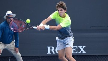 Milli tenisçi Yankı Erel Avustralya Açık'ta üçüncü turda
