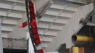 Abdi İpekçi Spor Salonu yıkılıyor