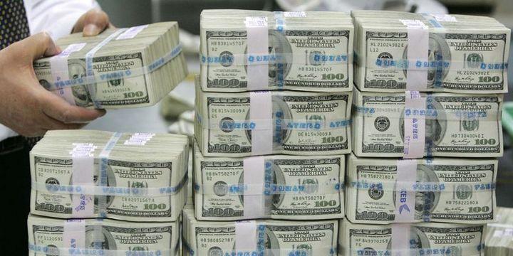 Yurt içi yerleşiklerin döviz mevduatı 1.0 milyar dolar arttı
